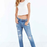 NEUW Sister Ray Jean - Busted Blue- Vintage Denim Medium