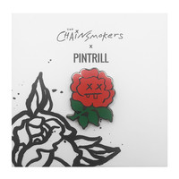 Chainsmokers x Pin Trill Rose
