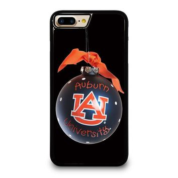 AUBURN UNIVERSITY WAR EAGLE iPhone 4/4S 5/5S/SE 5C 6/6S 7 8 Plus X Case