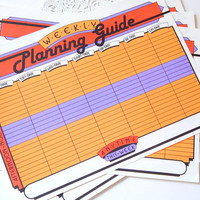 Weekly Planner Pages. Paper Ephemera. Daily Organizer. Weekly Schedule. Calendar Pages. Junk Journal Paper. To Do List. Wall Calendar.