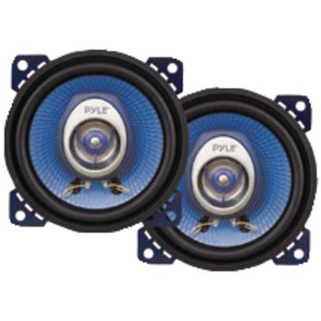 "Pyle Pro Blue Label Speakers (4"" 2 Way)"