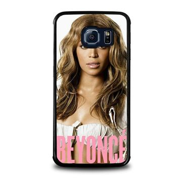 BEYONCE KNOWLES Samsung Galaxy S6 Edge Case Cover