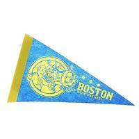 "Fallout ""Boston Vault Dwellers"" Pennant"