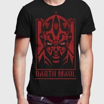 Darth Maul Printed Tshirt