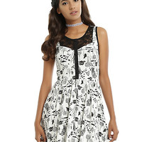 Disney Alice In Wonderland Forest Dress