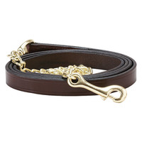 Stable Leather Lead Shank   Dover Saddlery