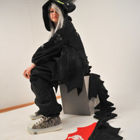 Toothless kigurumi NEW VERSION!