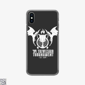 94 Triwizard Tournament, Harry Potter Phone Case