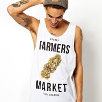 Afends Farmers Market Tank