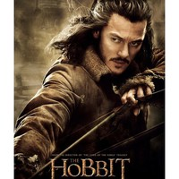 The Hobbit Brad Girion Luke Evans Coat | Desert Leather