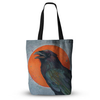 "Lydia Martin ""Raven Sun"" Everything Tote Bag"