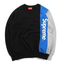 PEAPDQ7 Cool Womens Supreme Pullover Sweatshirt In Plus Size Great Gifts