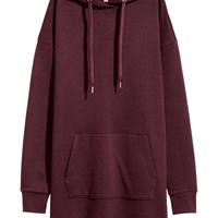 Hooded Sweatshirt Dress - from H&M