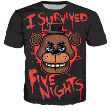 Five Nights At Freddy's - I Survived Five Nights