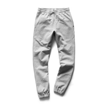 Reigning Champ Rugby Sweatpants in Chalk