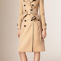 The Chelsea – Extra-long Heritage Trench Coat