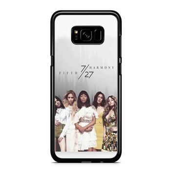 Fifth Harmony 7 27 Forest Samsung Galaxy S8 Case