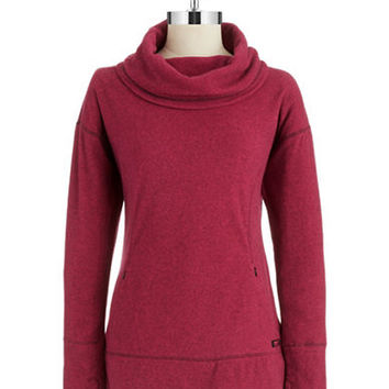 Marc New York Performance Funnel Neck Fleece Pullover