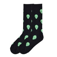 Mens Aliens Socks