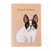 Yusuke Yonezu Good Life Notebook French Bulldog