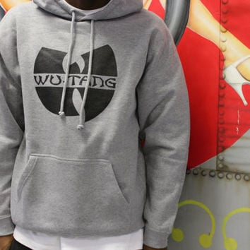 Custom Designed WU-TANG HOODIES