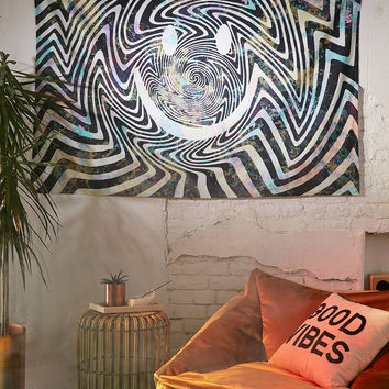 Happydelic Tapestry | Urban Outfitters