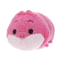 Disney Alice in Wonderland Tsum Tsum Cheshire Cat, 3-inch