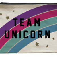 TEAM UNICORN - Small Pouch