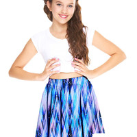 Girls Snow Dream Skater Skirt