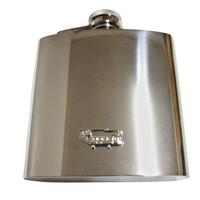 Chinook Helicopter Airforce 6 Oz. Stainless Steel Flask