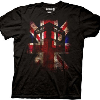Doctor Who Union Jack