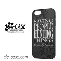 Supernatural Quote DEAL-10370 Apple Phonecase Cover For Iphone 5 / Iphone 5S