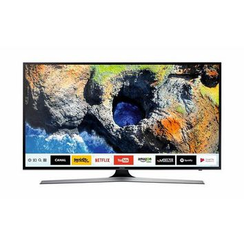"Smart TV Samsung UE40MU6105 40"" Ultra HD 4K LED USB x 2 HDR Wifi Black"