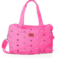 Studded Mini Duffle - PINK - Victoria's Secret