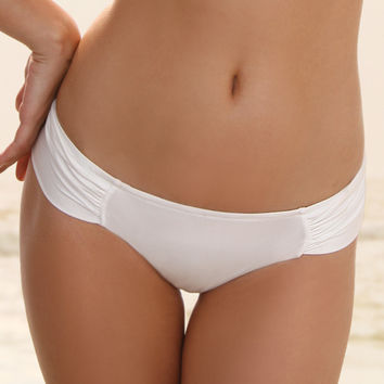 Princess White Bikini - Final Sale - White Bottom