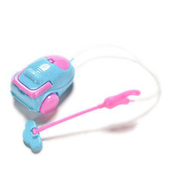 1 Pcs Play House Props for Kids Mini Simulation Vacuum Cleaner for Barbies