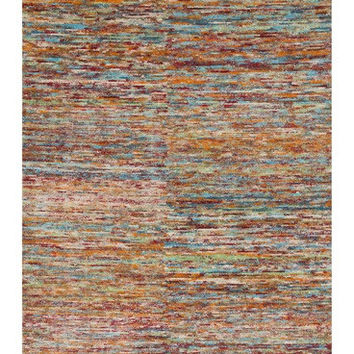 Bazaar Recycled Cotton Area Rug