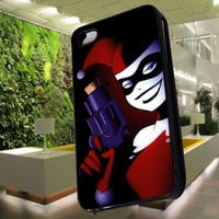 Harley Quinn Custom Case for iPhone 4,iPhone 4s,iPhone 5,iPhone 5s,iPhone 5c,Samsung Galaxy s2 / s3 / s4