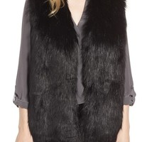 Sole Society Faux Fur Vest | Nordstrom