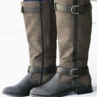The Claire Riding Boot