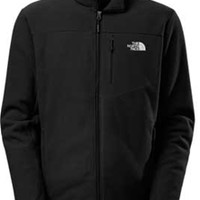 Gliks - The North Face Chimborazo Full Zip Jacket for Men in Black