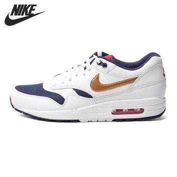 Original New Arrival NIKE AIR MAX 1 ESSENTIAL Men's Running Shoes Sneakers