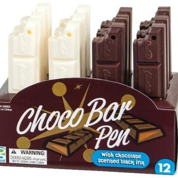 Chocolate Bar Pen Case Pack 12