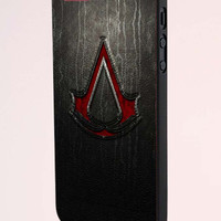 Assassin'S Creed Symbol Logo iPhone 5 Case