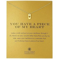 Jewelry New Arrival Stylish Gift Shiny Lock Gold Korean Alloy Necklace [39014334479]