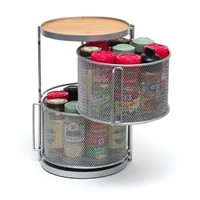 Lipper International 2 tiered Spice Rack (Jars not included)