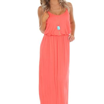 Cinched Maxi Coral