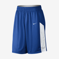 The Nike Baseline Stock Women's Basketball Shorts.