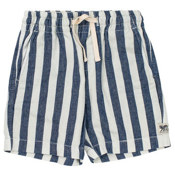 Scotch & Soda Boys Striped Shorts