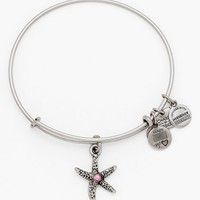 Women's Alex and Ani 'Arms of Strength' Charm Bangle